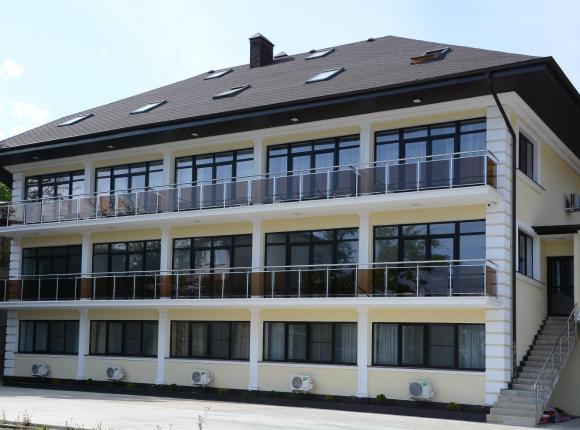 Solar Apart Hotel, Лазаревское