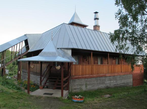 База отдыха Кругобайкальская, Иркутская область