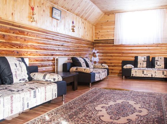 Гостевой домик, Тургояк