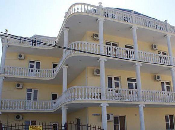 Гостевой дом Спарта, Кабардинка