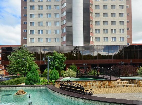 Отель Форум, Рязань