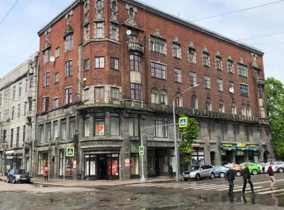 Апартаменты Ульберг, Выборг, Ленинградская область