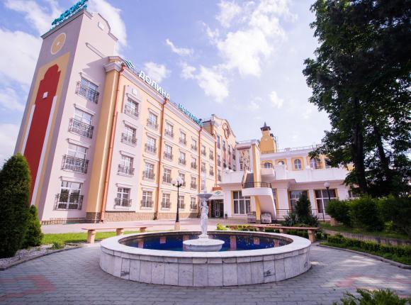 Санаторий Долина Нарзанов Ессентуки