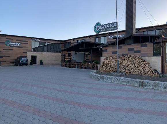 Ресторанно-гостиничный комплекс Облака, Минеральные Воды