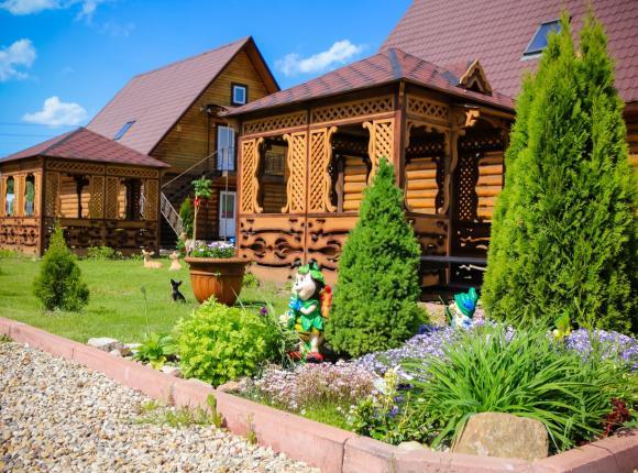 Отель Тимофеевская усадьба, Осташков