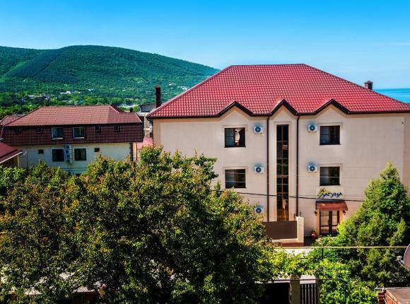 Отель Лагуна, Кабардинка