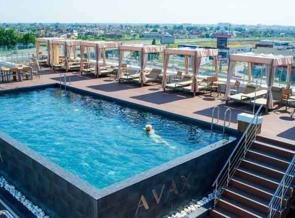 Отель Avax, Краснодар