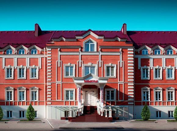 Отель Эльбузд, Ростов-на-Дону