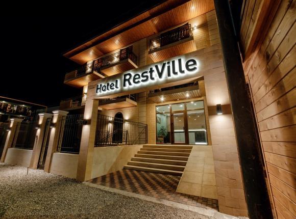 Отель Restville, Лазаревское