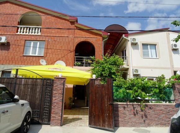 Гостевой дом Солнечный дворик, Геленджик