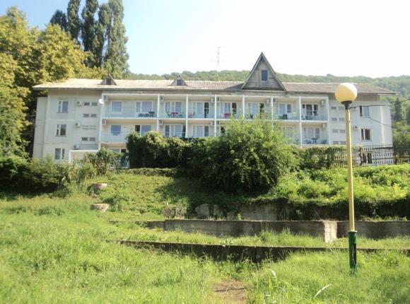 Отель Находка, Аше