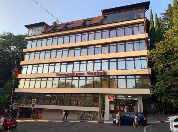 Отель Восток, Сочи