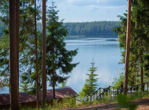База отдыха Берендеево царство, Валдай, Новгородская область