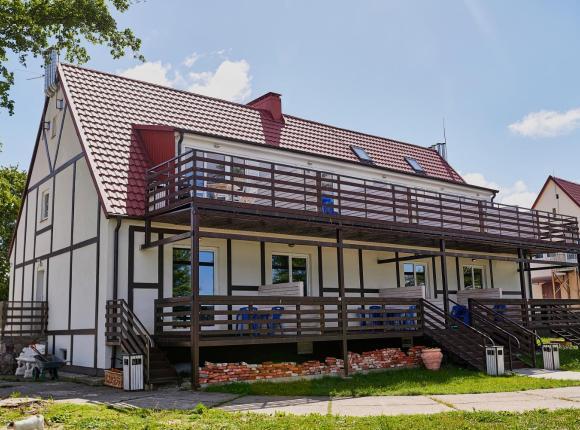 Апарт-отель Рыбная деревня, Балтийск