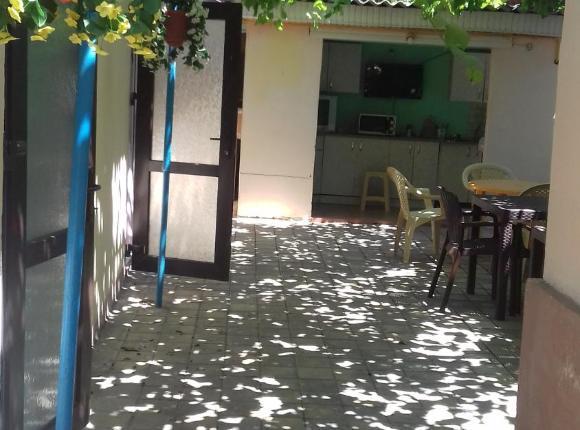 Гостевой дом на Черноморской 12, Витязево