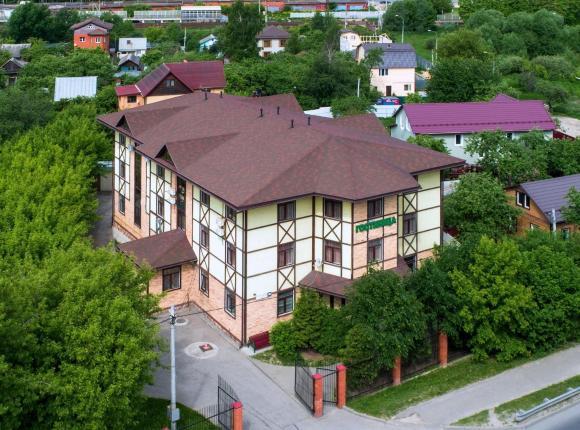 Гостиница Дом ученых, Подольск