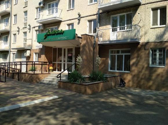 Гостиница Зеленая корпус 2, Невинномысск