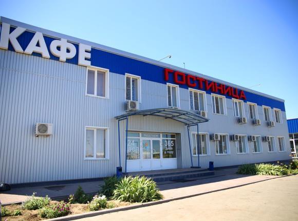 Мини-отель Колесо, Ахтубинск