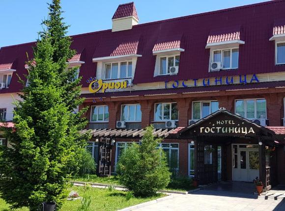 Отель Орион, Белокуриха