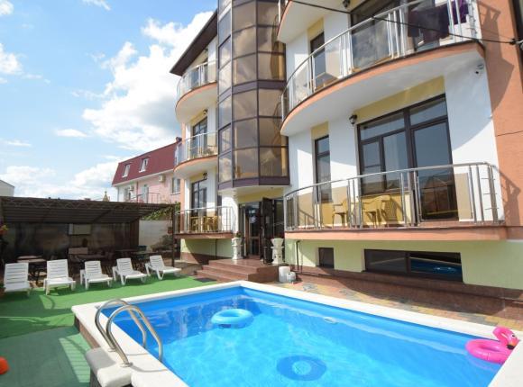 Курортный отель Aleksandros, Геленджик
