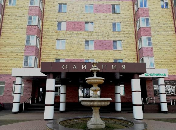 Отель Олимпия, Саранск
