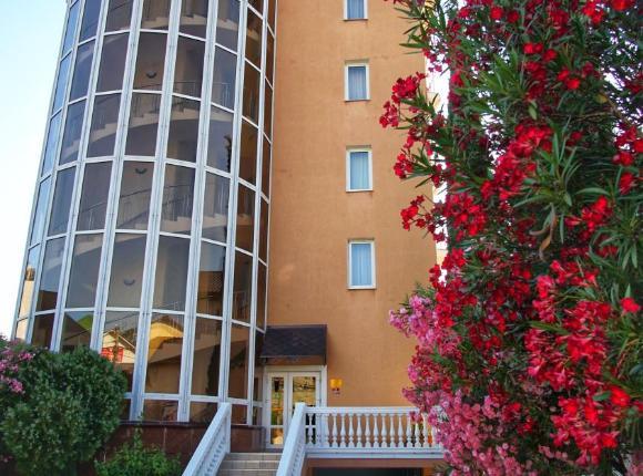 Отель Олимпия, Адлер