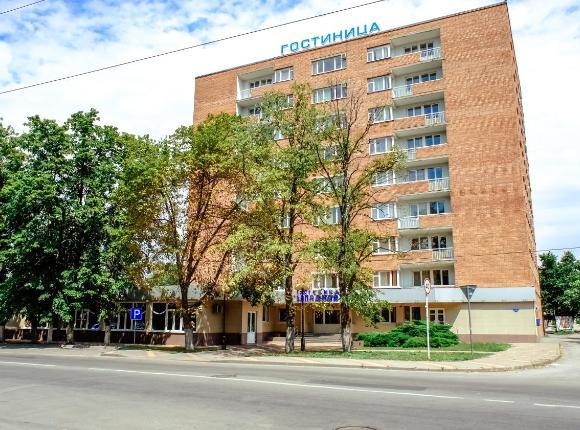 Гостиница Западная, Ростов-на-Дону