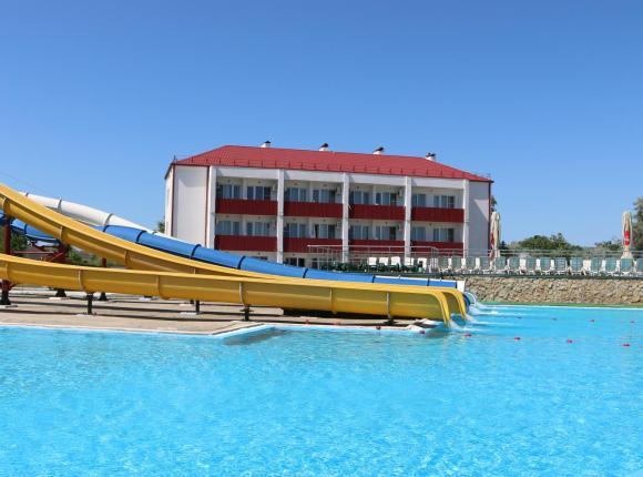 Мини-отель Азовский аквапарк Амазонки, Голубицкая