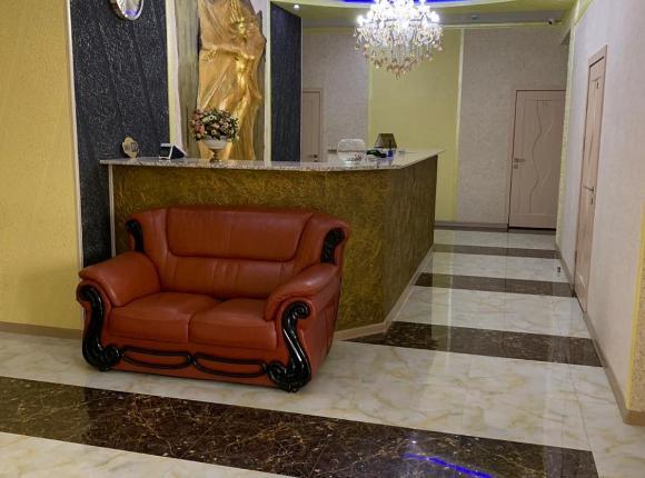 Отель XXI век, Чита