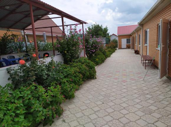Гостиница Радуга, Тамань