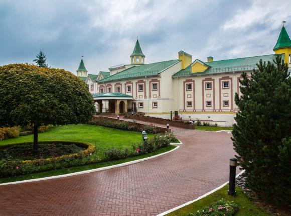 Бутик-Отель Богородское, Воскресенское, Московская область
