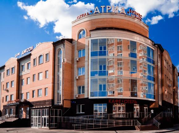 Отель Атриа, Тюмень
