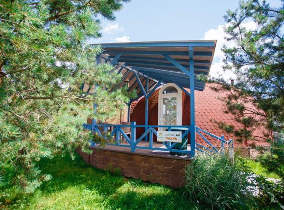 Отель Палисад, Всходы