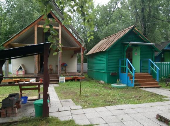 База отдыха Байкал, Байкальск