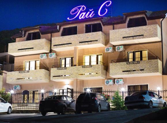 Отель Раис, Сукко