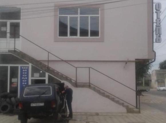 Гостиница Гранд, Кизляр