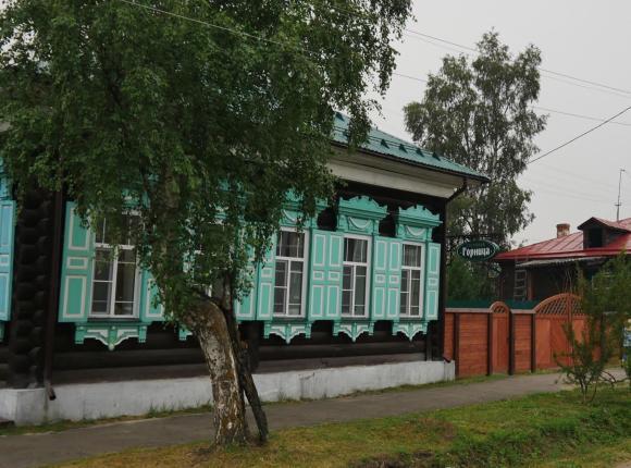 Отель Горница, Енисейск
