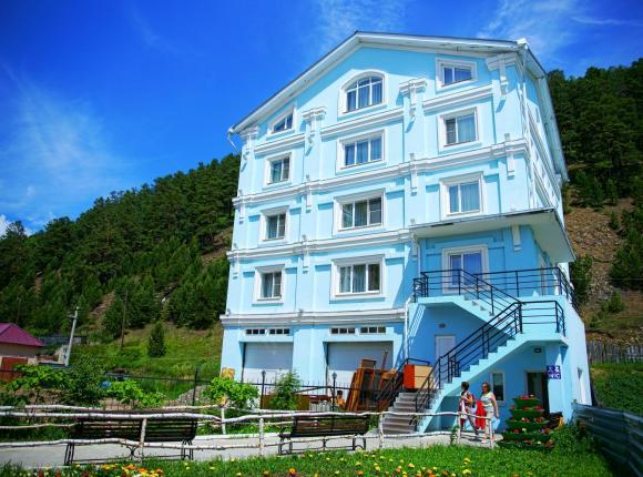 Отель Маячок, Листвянка