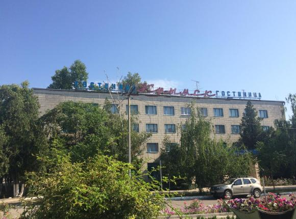 Отель Крымск