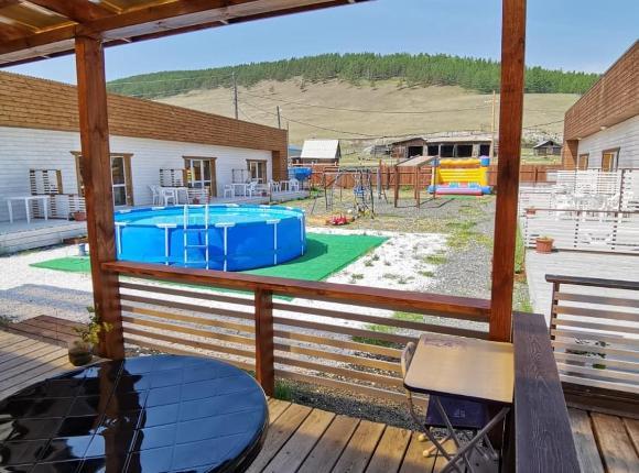 Дом для отпуска Байкал, Большое Голоустное