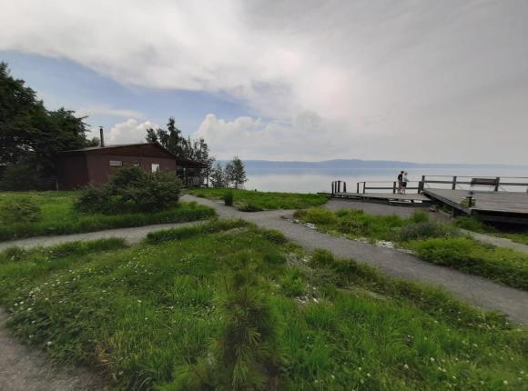 Гостевой дом Прибрежный, Слюдянка