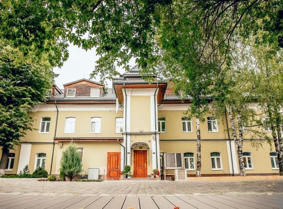 SPA-отель Клевер, Клин