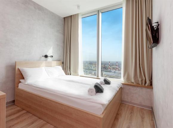 Капсульный отель City 52, Москва
