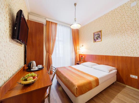 Гостиница Тоника, Самара