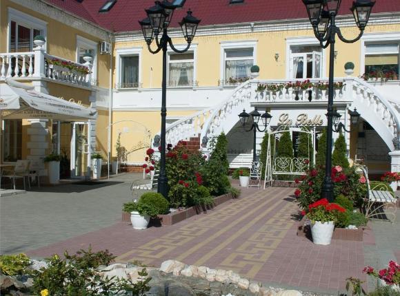 Ресторанно-гостиничный комплекс La Belle, Гурьевск (Калининградская область)