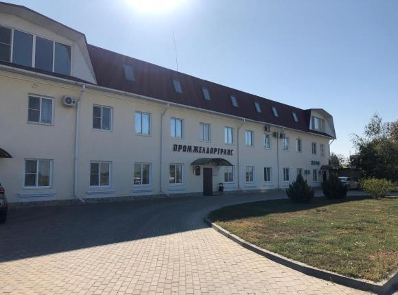 Мини-гостиница Промжелдортранс, Павловская