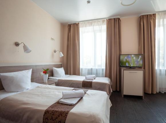 Отель Тула