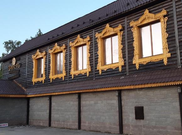 Загородный клуб 20 Вёрст, Алексеевка