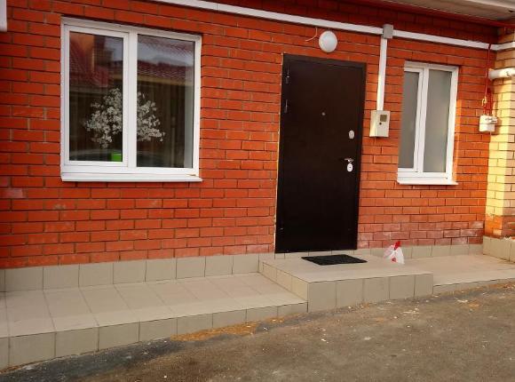 Дом отдыха У Надежды, Зелёная Поляна