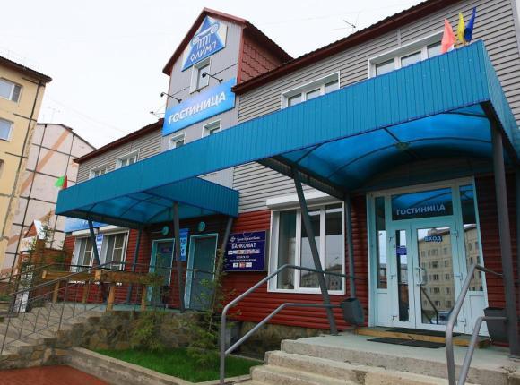 Гостиница Олимп, Северобайкальск